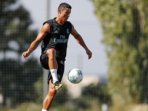 Ronaldo quyết tâm ra sân sớm nhất có thể