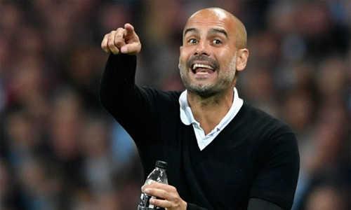Guardiola tự hào về trận hòa với Everton