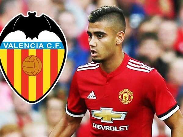 Andreas Perreira nhiều khả năng dạt sang Valencia