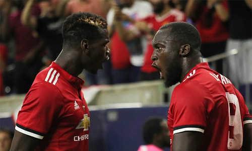 Lukaku gia nhập Man Utd vì  Pogba