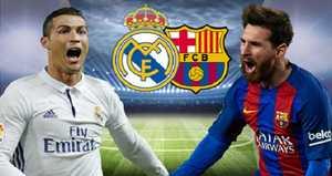 Link sopcast Real vs Barca ngày 17/8/2017 lượt về giải Siêu Cúp Tây Ban Nha