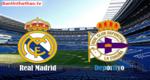 Link sopcast Real vs Deportivo ngày 21/8/2017 vòng 1 giải VĐQG Tây Ban Nha  La Liga