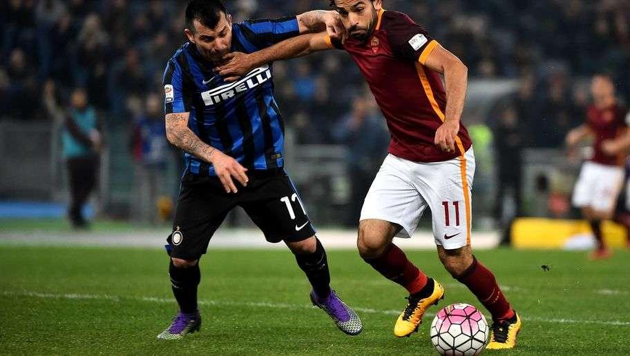 Roma vs Inter Milan ngày 27/8/2017 giải VĐQG Italia Ý - Serie A