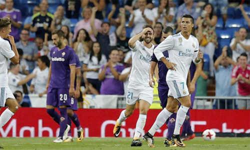 Ronaldo ghi bàn quyết định, Real giành Bernabeu Trophy