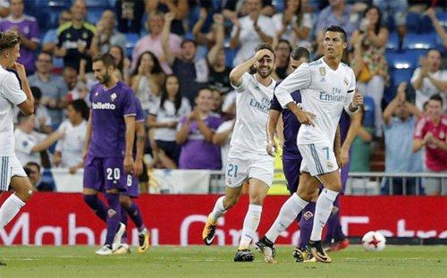 Ronaldo giải được cơn khát tại giải giao hữu truyền thống của Real