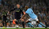Ghi bàn vào lưới Man City, Rooney trở thành cầu thủ thứ hai ghi 200 bàn ở NHA