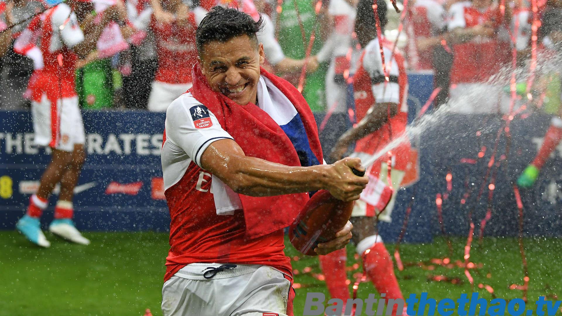 Liệu Sanchez có còn tiếp tục cống hiến cho Arsenal?