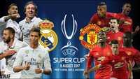 Siêu Cúp Châu Âu: MU tan hoang hàng thủ, Ronaldo xông trận