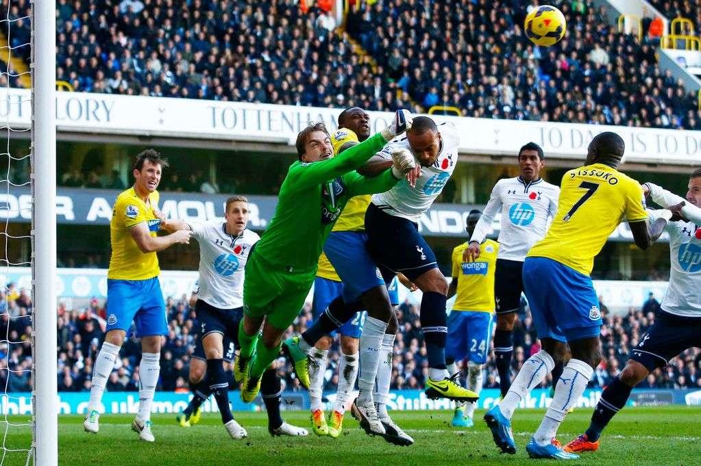 Tottenham vs Newcastle ngày 13/8/2017 vòng 1 giải Ngoại Hạng Anh