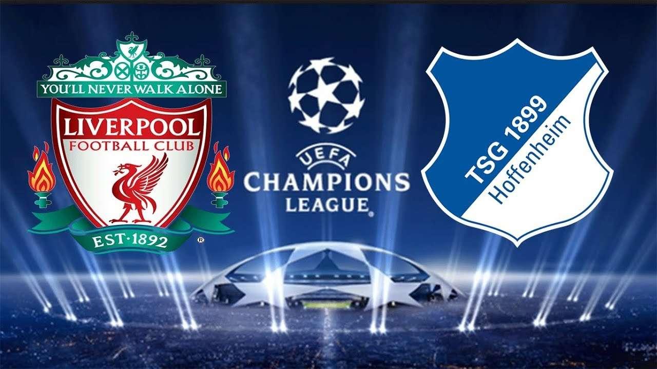 Liverpool vsHoffenheim 1h45 ngày 24/8