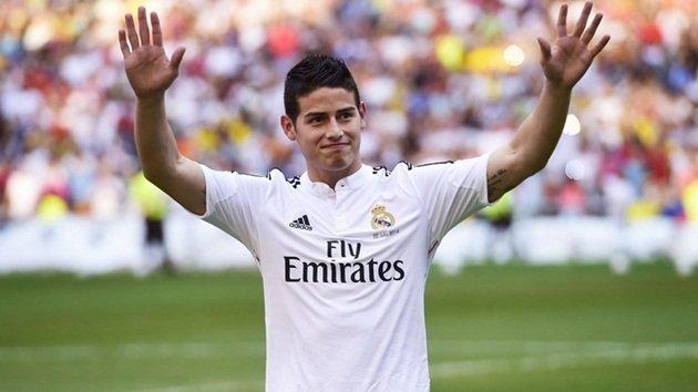 8. James Rodriguez – Từ Porto đến AS Monaco mùa 2013/14 (45 triệu euro) – Từ AS Monaco đến Real Madrid mùa 2014/15  (75 triệu euro) – Tăng 30 triệu euro.