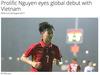 Ngôi sao của đội tuyển nữ Việt Nam được lên trang chủ FIFA