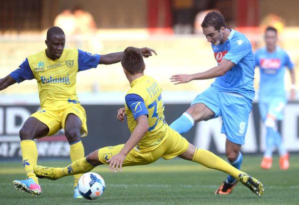Verona vs Napoli ngày 20/8/2017 giải VĐQG Italia Ý - Serie A