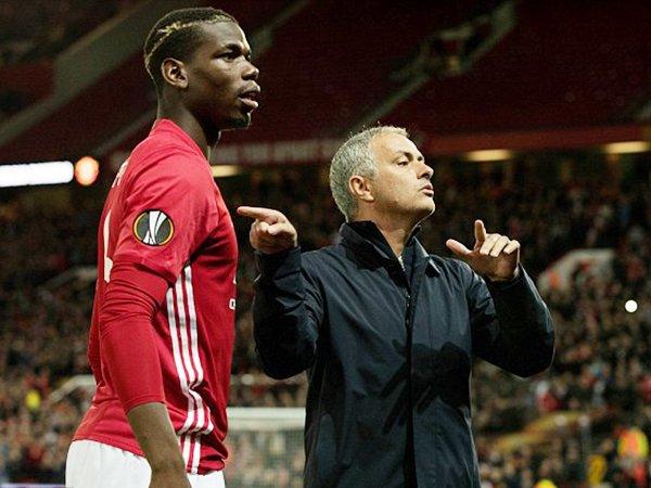 Pogba, chữ ký đắt giá nhất trong sự nghiệp cầm quân của Mourinho