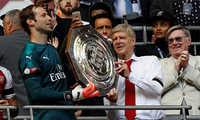 HLV Wenge không coi trọng chiến thắng ở Siêu Cup Anh