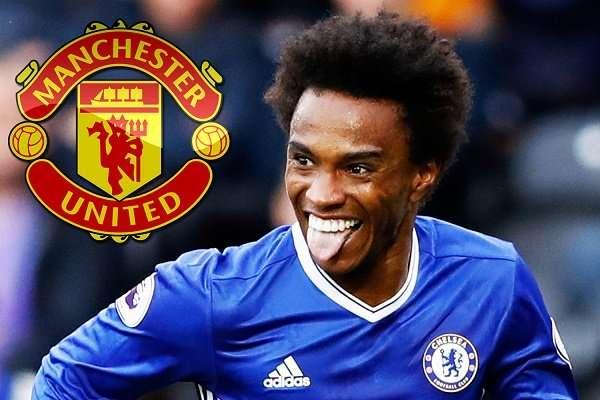 Mourinho lôi kéo Willian nhưng bất thành
