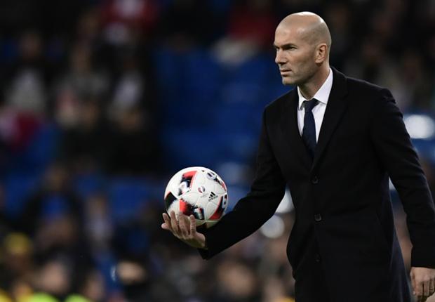 Zidane cho rằng Real không cần mua thêm cầu thủ