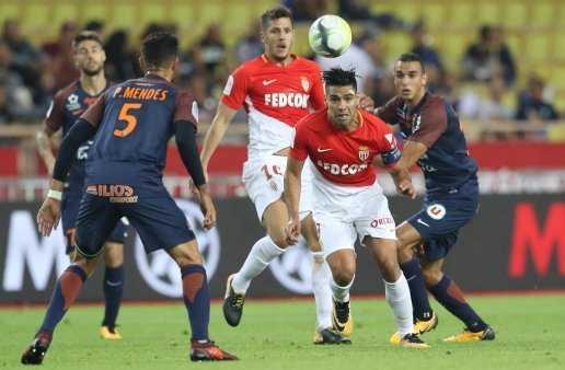 Thua phút 92, Monaco lỡ cơ hội qua mặt PSG
