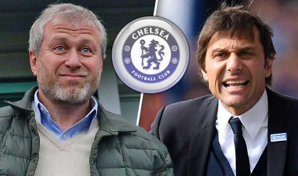 """Abramovich điên tiết, Conte """"bốc hỏa"""": Hỗn độn Stamford Bridge"""