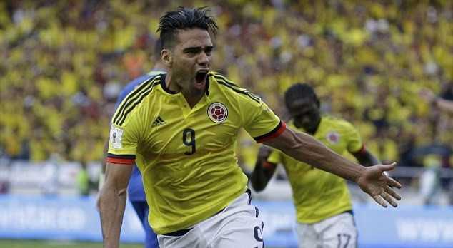 Falcao lập công, Colombia cưa điểm nghẹt thở với Brazil