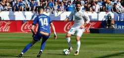 Tân binh Ceballos lập cú đúp, Real Madrid giành chiến thắng