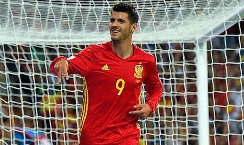 Morata nói anh gặp nhiều khó khăn với hậu vệ Premier League