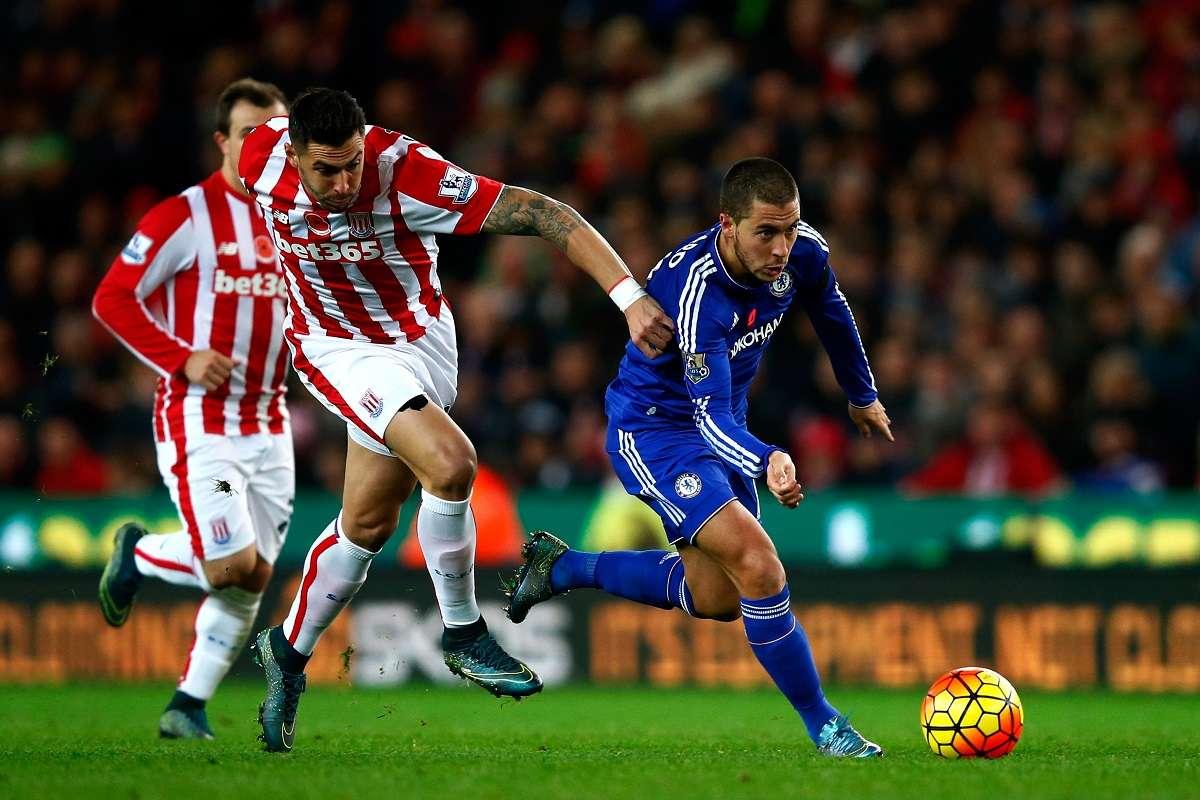 Chelsea sẽ có trận đấu khó khăn ở Stoke