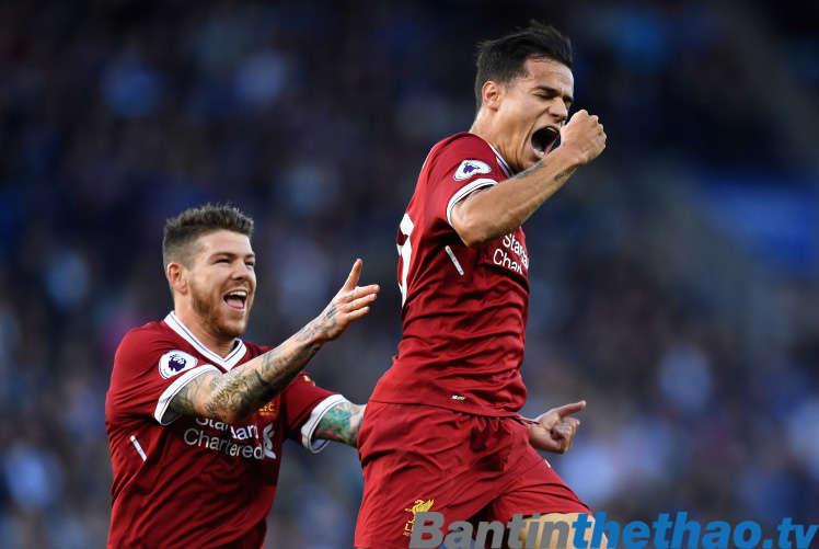 Coutinho đã cảm thấy hạnh phúc trở lại với Liverpool
