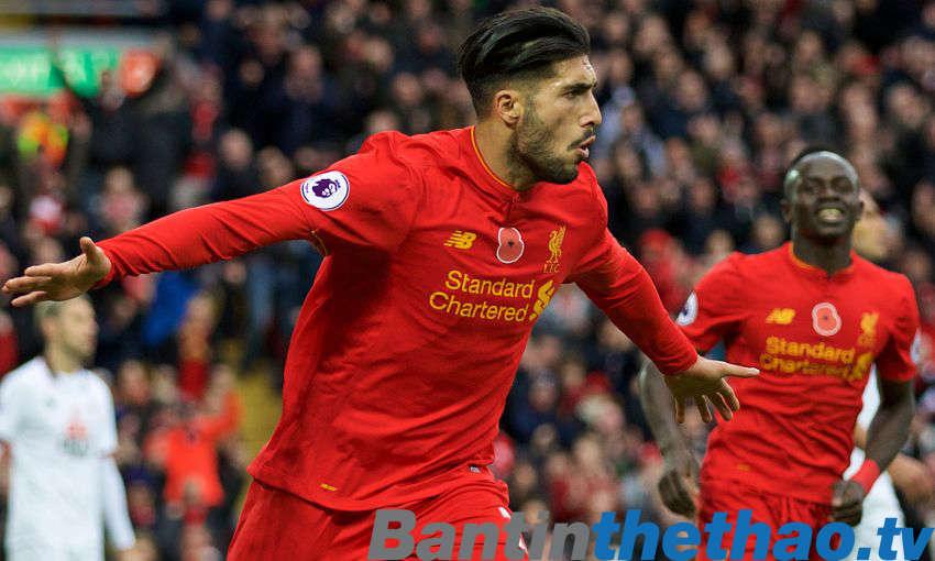 Nhiều khả năng Emre Can sẽ rời khỏi Liverpool trong kỳ chuyển nhượng mùa đông.