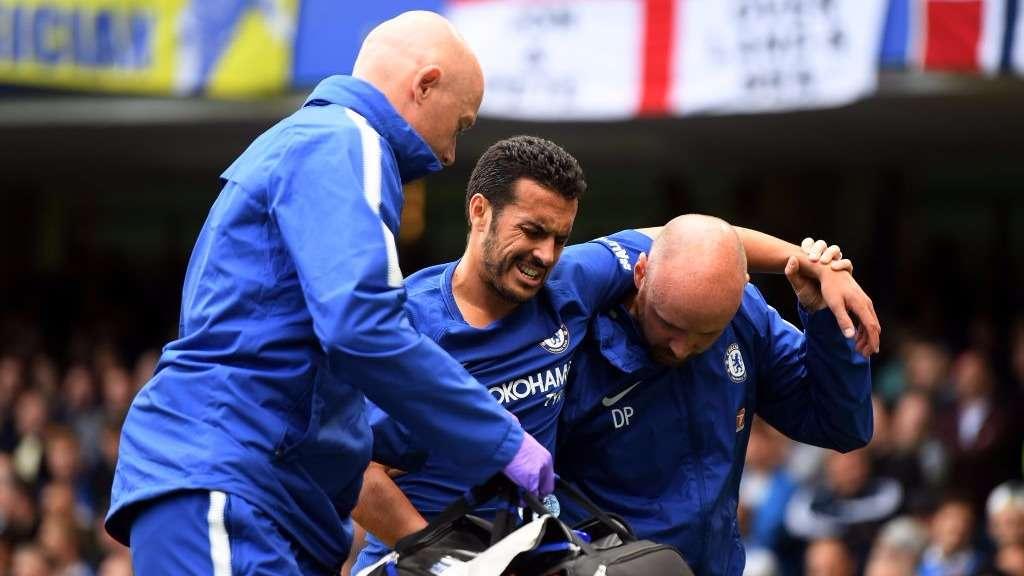 Pedro sẽ không thể ra sân