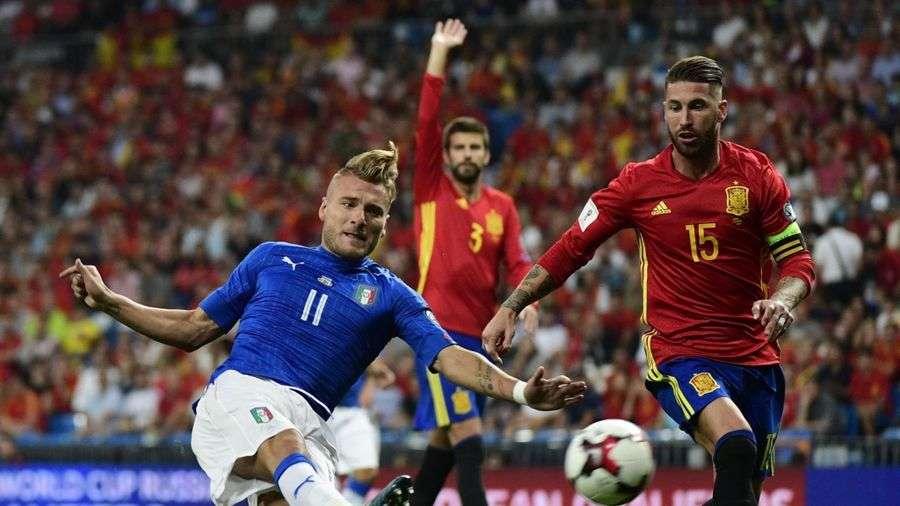Italia chỉ còn hy vọng vào vé play-off