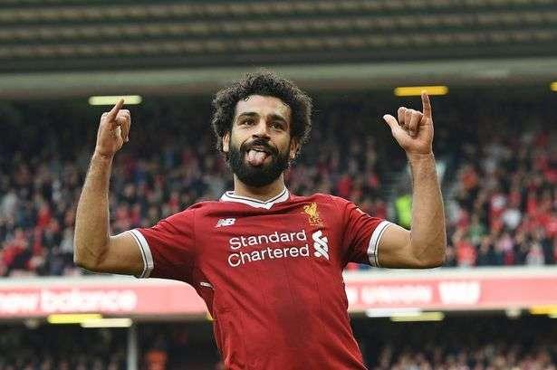 Salah ghi bàn gỡ hoà 1-1 cho Liverpool