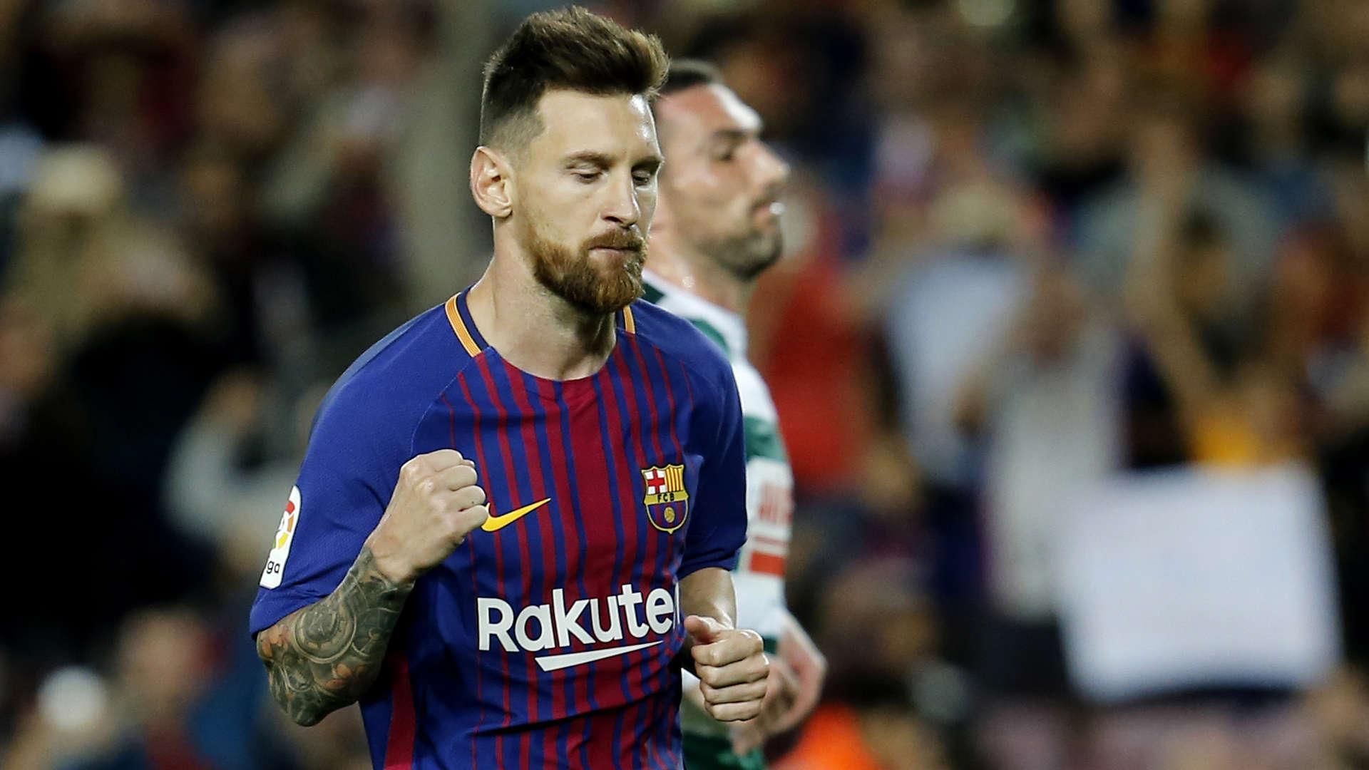 Messi tạm làm cho người ta quên đi những vấn đề của Barca hiện tại