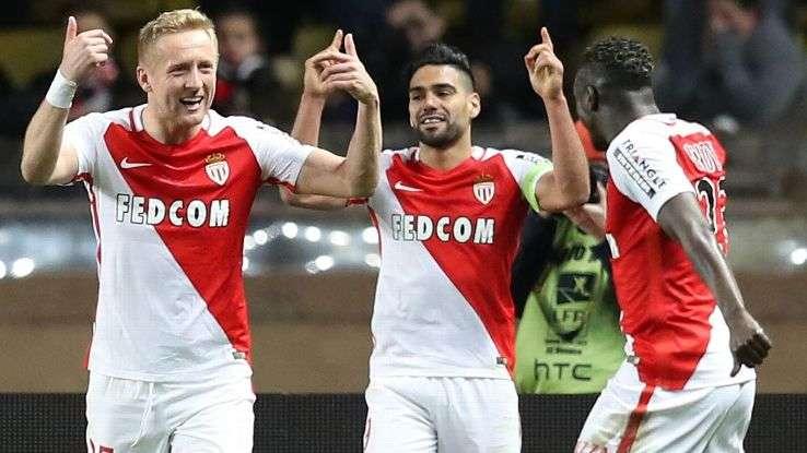 Monaco đang cho thấy sức mạnh của đội bóng đến từ lối chơi tập thể