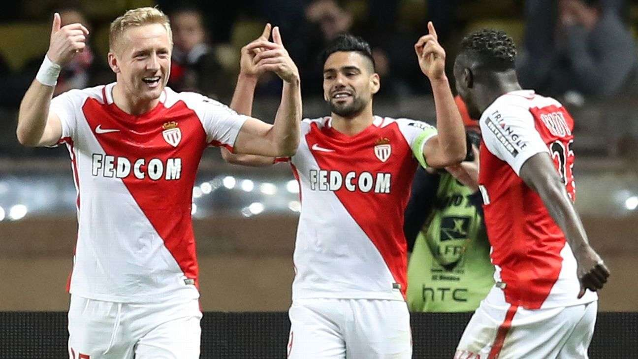 Monaco sẽ trút giận lên đội bóng tân binh Strasbourg