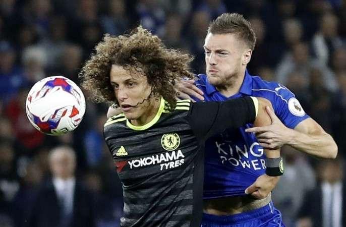 Chelsea luôn chiếm ưu thế trước Leicester