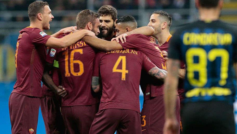 Roma cần trở lại mạch thắng nếu không muốn bị Inter và Juve bỏ xa