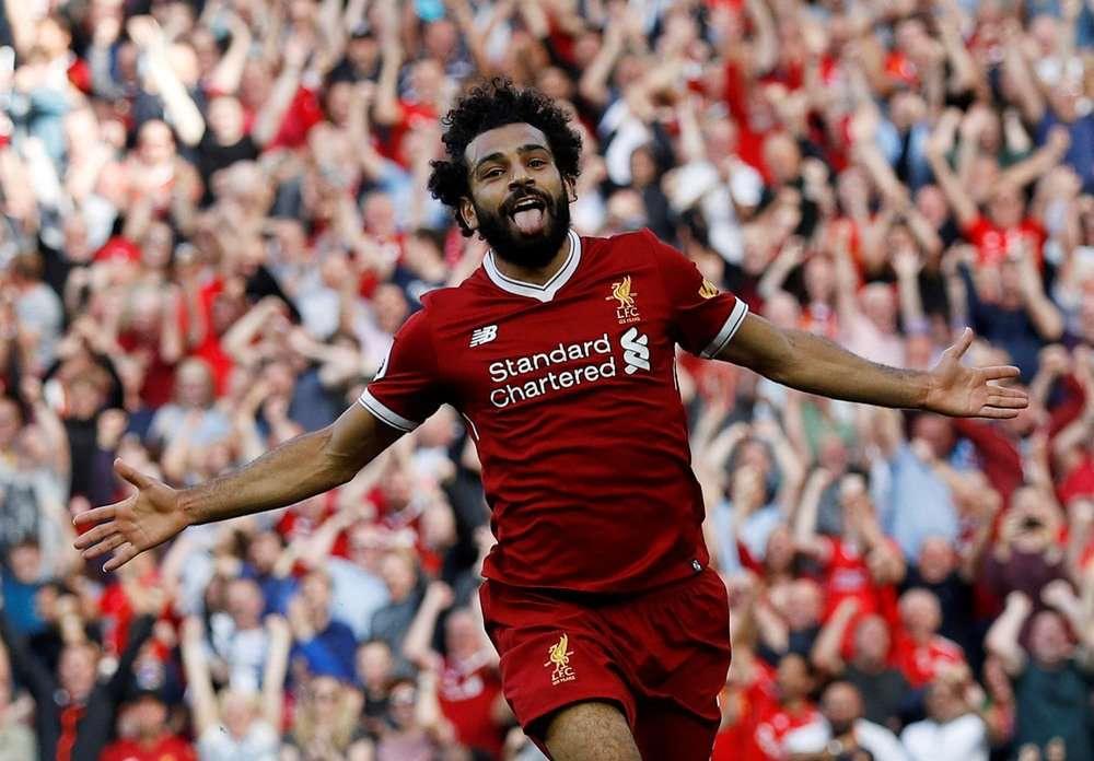 Salah của Liverpool