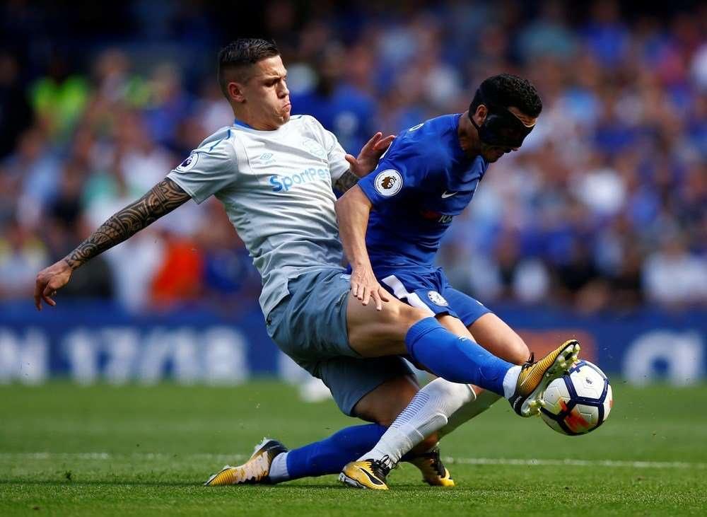 Everton có thành tích tốt ở sân nhà