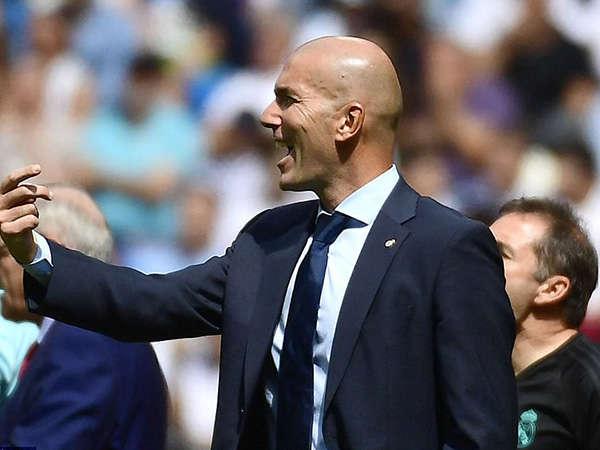 Zidane đang khá đau đầu về lực lượng
