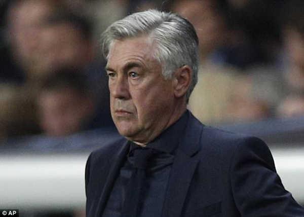 HLV Ancelotti chính thức bị Bayern Munich sa thải