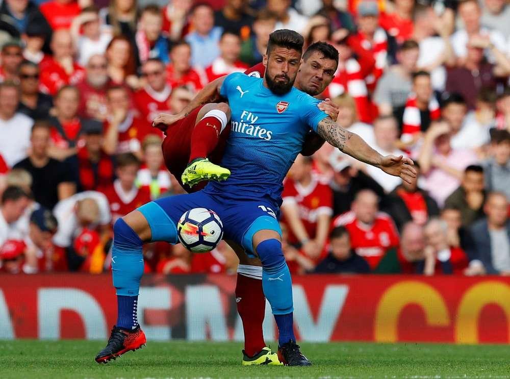 Arsenal đang chơi tốt thời gian gần đây