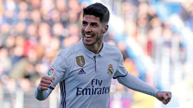 Asensio sẽ chiếm suất đá chính của Bale trong mùa giải này?