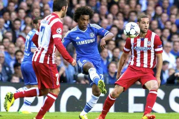 Nhận định Atletico Madrid vs Chelsea: 1h45 ngày 28-9, Công đối thủ
