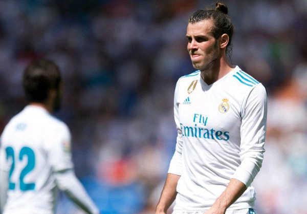 Gareth Bale hứng chịu sự phản đối dữ dội của các CĐV