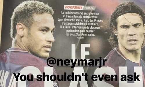 Vụ Neymar vs Cavani, Balotelli đổ thêm dầu vào lửa