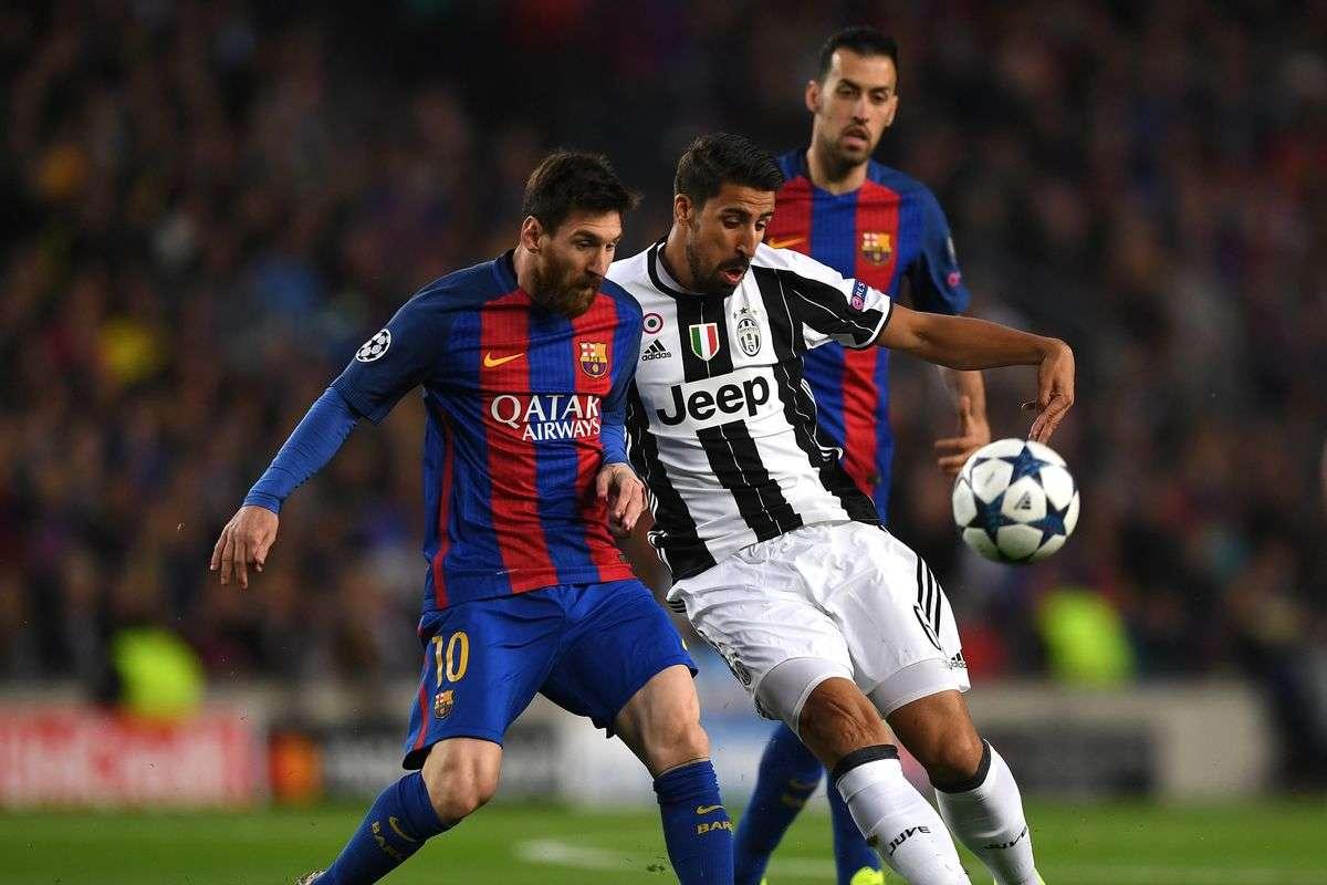 Barca vs Juventus