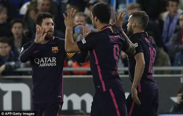 Barcelona và thách thức đáng sợ ở trận derby Catala