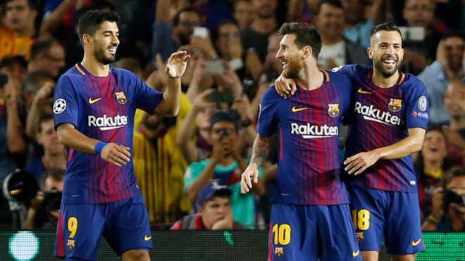 Valverde thay đổi Barca thế nào so với mùa bóng trước?