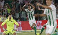 La Liga: Real bị đẩy xuống vị trí thứ sáu